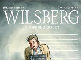 Wilsberg Comic cover