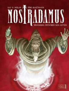 Comic cover Nostradamus