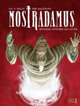 Comic cover Nostradamus