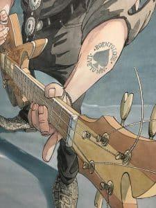 Lemmy Motörhead Joerg Hartmann