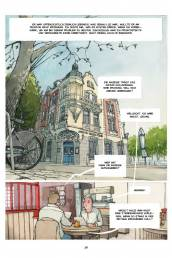 Wilsberg Comic