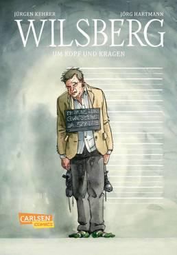 Wilsberg Comic Cover Carlsen