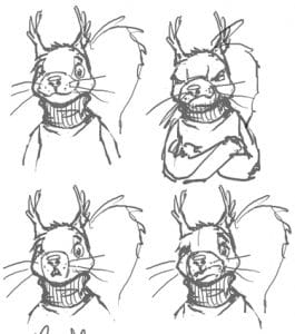 character design concept art