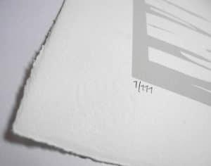 Siebdruck Serigraphie