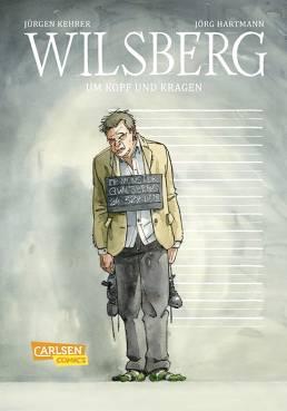 Comic Wilsberg cover